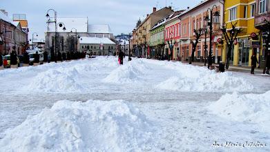 Photo: Turda - Piata Republicii - (2012.02.07)