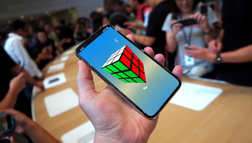 4D Rubik's Cube - A Classic Retro Game game (apk) free download for Android/PC/Windows screenshot