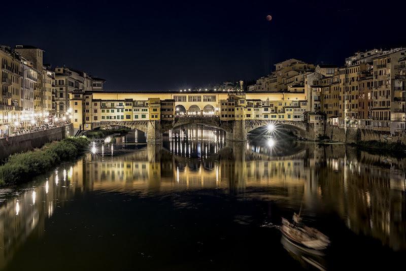 Eclissi sul ponte vecchio di Luca160