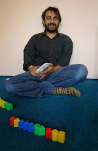 Photo: Umîd Demirhan, teacher of Kurdish language, poet and researcher, Bazit, North Kurdistan, (Turkey) 2011
