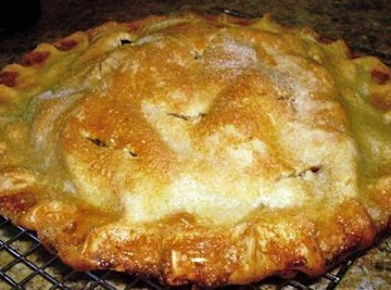 Aunt Totsy Mock Apple Pie Recipe
