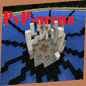 PvP arena the Hunger MCPE