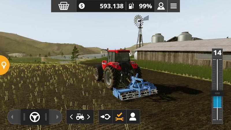 Farming Simulator 20 Screenshot 6