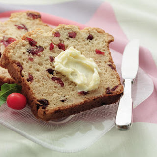 Almond Cranberry Loaf