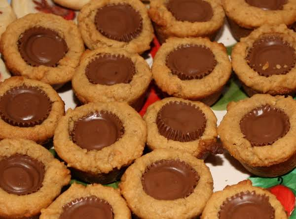 Stormy's Reese's Peanut Butter Cup Cookies (2 Ingredients!) Recipe