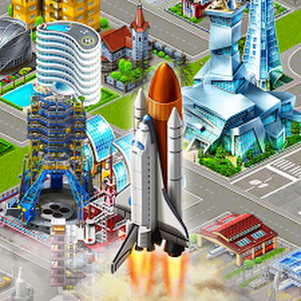 Airport City: Airline Tycoon v5.6.13 [Mod]
