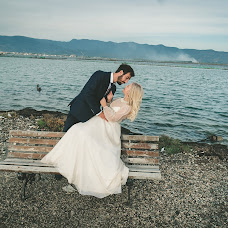 Wedding photographer Aris Konstantinopoulos (nakphotography). Photo of 12.11.2018