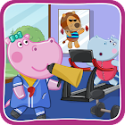 Fitness Games: Hippo Trainer icon