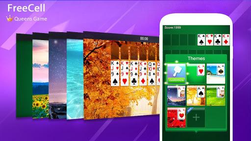 FreeCell Solitaire 2.9.476 screenshots 9