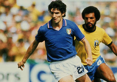 Décès de Paolo Rossi, héros italien de la Coupe du Monde 1982