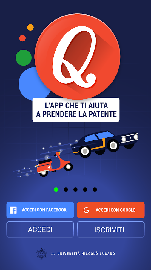 Quiz Patente A e B - Quizzo- screenshot