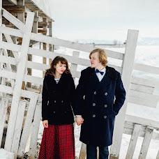 Wedding photographer Yulya Nikolskaya (Juliamore). Photo of 14.02.2016
