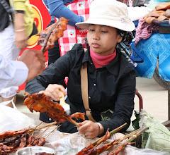 Photo: Year 2 Day 43 -  BBQ Food Vendor