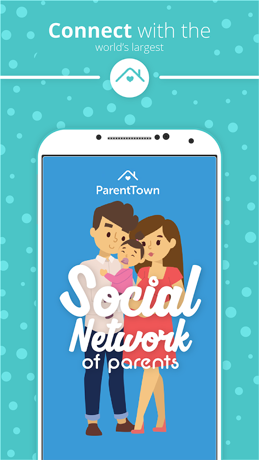 ParentTown- screenshot