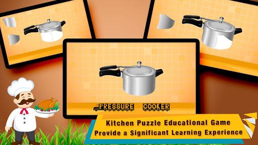 Kitchen Puzzleu00a0Game for Kids 1.4 screenshots 3