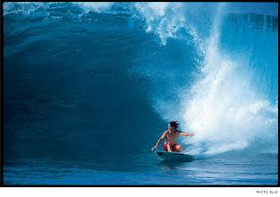 Photo: Photo of the Day: Mark Occhilupo, Hawaii. Photo: Ellis #Surfer #SurferPhotos