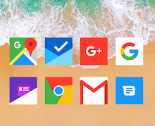 Oreo Square - Icon pack screenshot 6