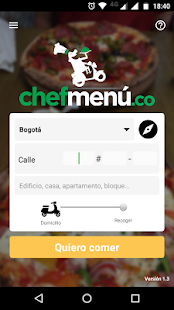 Domicilios ChefMenu- screenshot thumbnail