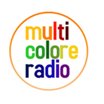 Multicolore Radio Icon