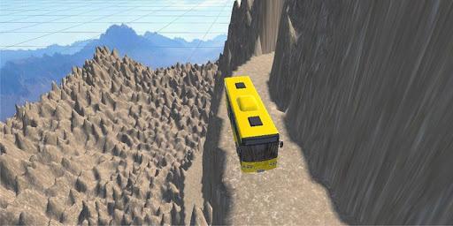 Hill Bus Driving screenshot 5