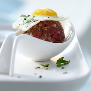 Spicy Beef Tartare