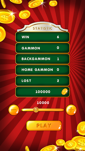 Backgammon online and offline 1.2.0 screenshots 6