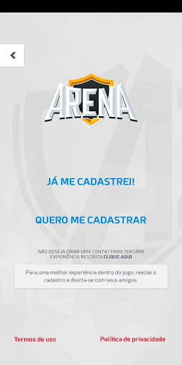 Arena 4.0.3 screenshots 1