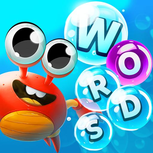 Bubble Words - Letter Splash 拼字 App LOGO-硬是要APP