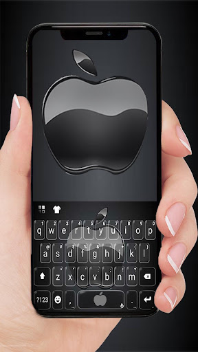 Keyboard - Jet Black New Phone10 keyboard 1.0 Paidproapk.com 1