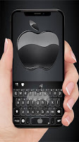 Keyboard - Jet Black New Phone10 keyboard