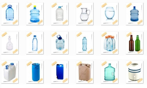 Water Bottle Onet Classic Game