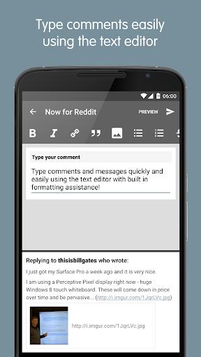 Now for Reddit Apk apps 7