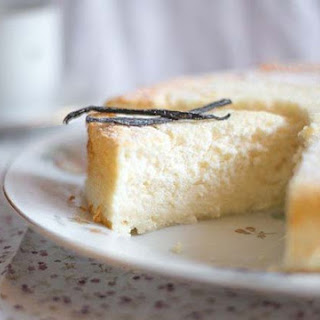 Air Cake Of Ricotta