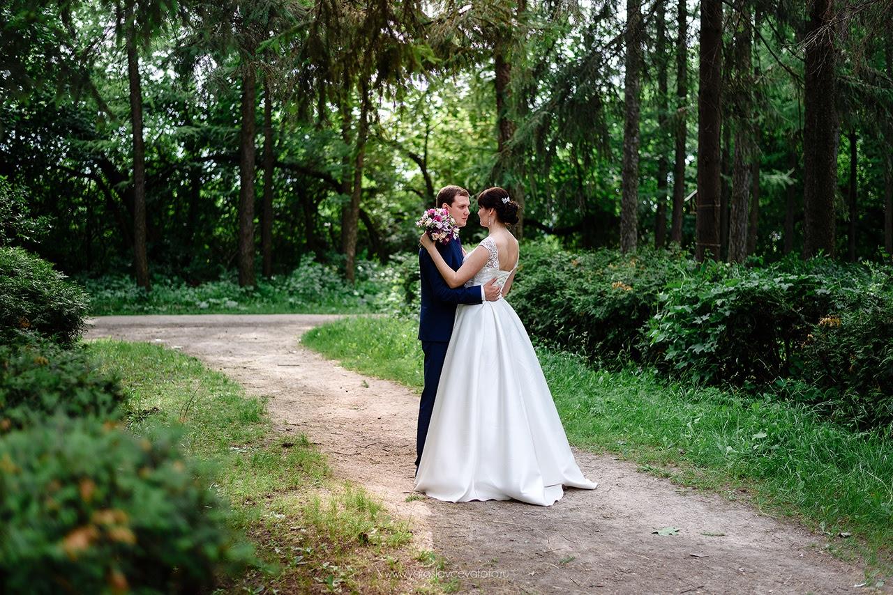 Свадебные фотографии в городе воронеж