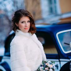 Wedding photographer Kseniya Muraveva (Oduvan4ik). Photo of 20.01.2016