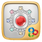 Fine Jewelry GO Launcher Theme
