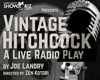 Vintage Hitchcock (a live radio play)