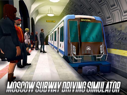 Moscow Subway Driving Simulator 1.3 screenshots 5