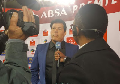 Fin de l'aventure sud-africaine pour Luc Eymael