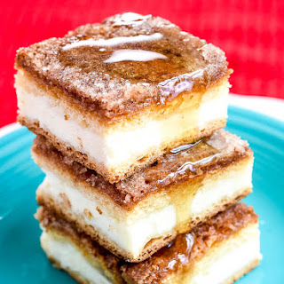 Sopapilla Cheesecake Bars.