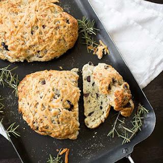 Rosemary-Olive Soda Bread