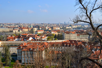 Photo: Prague - View from the Castle