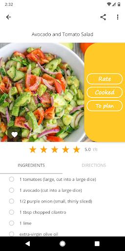 Healthy Recipes 5.45 screenshots 3