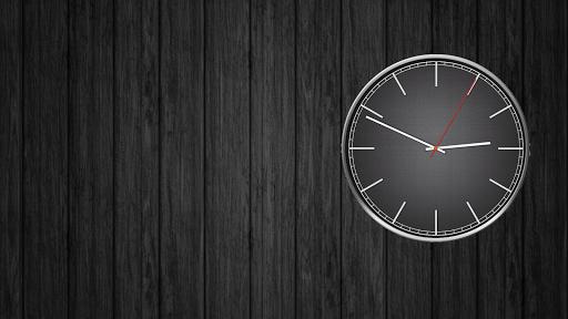 Battery Saving Analog Clocks screenshot 11