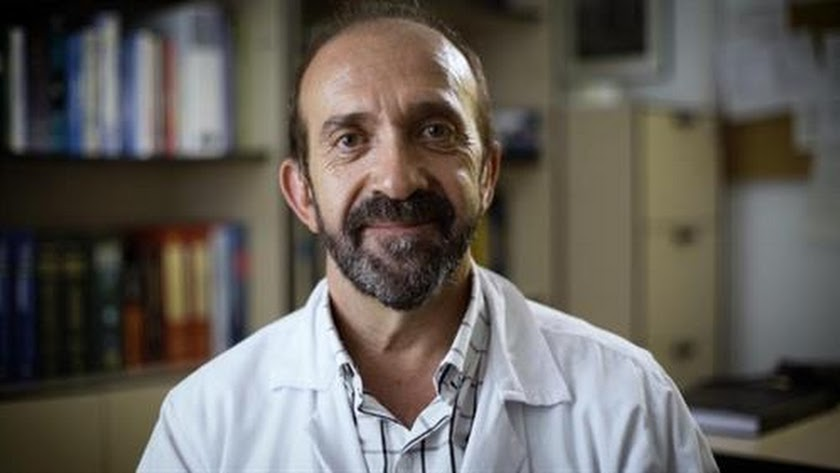 El jefe de Enfermedades Infecciosas del Hospital Ramón y Cajal de Madrid, el doctor Santiago Moreno.