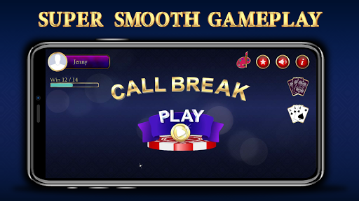 Callbreak - Indian Call Break Game  screenshots 1