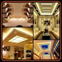 DIY Home Ceiling Designs Gypsum Idea Craft Project icon