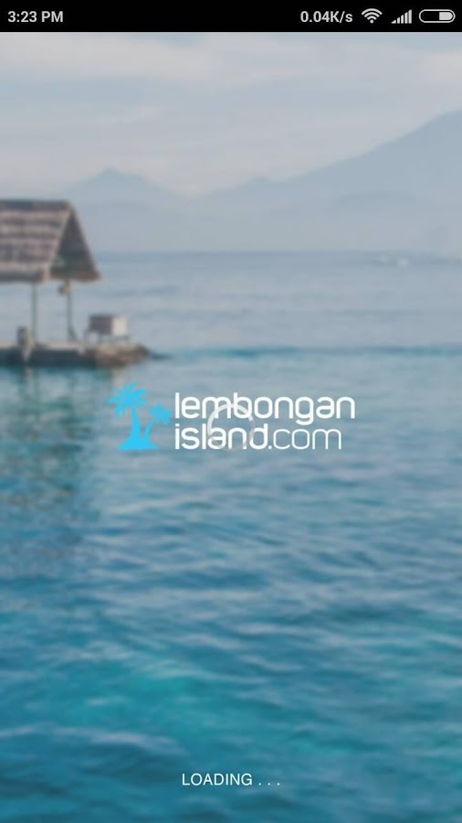 Lembongan Island- screenshot