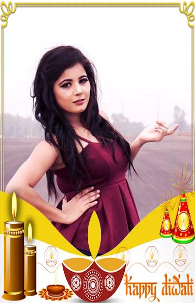 Diwali DP-Profile Maker 2019 screenshot 4