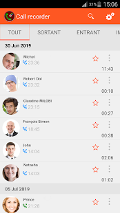 All Call Recorder Lite 2019 Screenshot